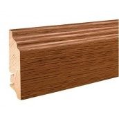 Плинтус деревянный Barlinek P60 Мербау 90х16х2200 мм