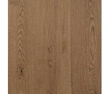 Паркетна дошка BEFAG односмугова Дуб Натур 2200x192x14 мм темно-коричневий лак