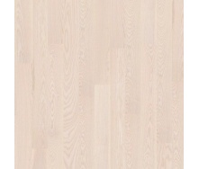 Паркетная доска BOEN Plank однополосная Ясень Polar 2200х138х14 мм лак матовый