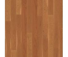 Паркетная доска BOEN Plank однополосная Вишня американская Andante 2200х138х14 мм лак