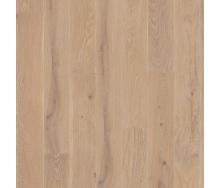 Паркетная доска BOEN Stonewashed Plank Castle однополосная Дуб Корал брашированная 2200х209х14 мм