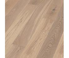Паркетная доска BOEN Plank однополосная Дуб Animoso брашированная 2200х181х14 мм отбеленная масло