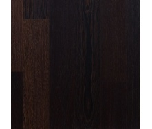 Паркетна дошка Serifoglu односмугова Венге Люкс UV-Масло Браш T&G 1200x126x14 мм