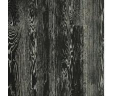 Паркетна дошка DeGross Дуб чорний з білим браш масло 1200х100х15 мм