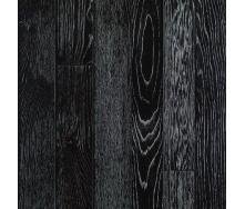 Паркетная доска DeGross Дуб черный с серебром протертый 547х100х15 мм