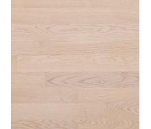 Паркетная доска BEFAG трехполосная Дуб Дунайский Натур 2200x192x14 мм белый лак