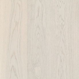 Паркетная доска BEFAG однополосная Дуб Натур 2200x192x14 мм жемчужно-белый лак