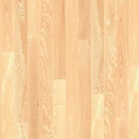 Паркетна дошка BOEN Plank односмугова Ясень Andante 2200х138х14 мм лак