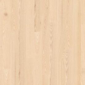 Паркетна дошка BOEN Plank односмугова Ясень Andante вибілений 2200х138х14 мм лак матовий