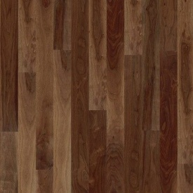 Паркетная доска BOEN Plank однополосная Орех американский Andante 2200х138х14 мм лак