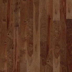 Паркетна дошка BOEN Plank односмугова Горіх американський Animoso 2200х138х14 мм лак