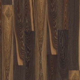Паркетная доска BOEN Stonewashed Plank однополосная Дуб Лава брашированная 2200х138х14 мм масло