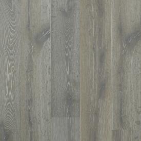 Паркетная доска Tilo Дуб Harmony шлифованная 2205х176х13 мм белый