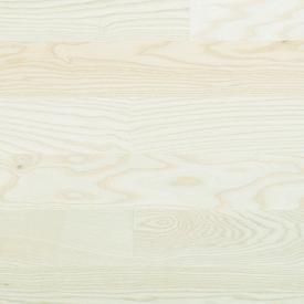 Паркетна дошка BEFAG двохсмугова Ясен Натур 2200x192x14 мм білий лак