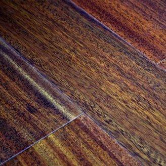 Массивная доска Exotic Окан 18х122х910 мм