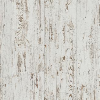 ПВХ плитка LG Hausys Decotile DSW 2361 0,3 мм 920х180х3 мм Сосна окрашенная молочная
