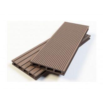 Террасная доска DeGross Home 140x22x2200 мм медно-коричневый