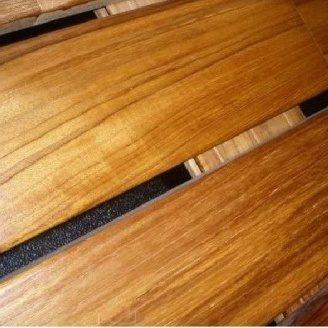 Терасна дошка Real Deck Бірманський тік 20х125 мм