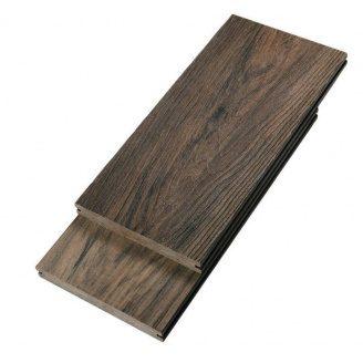 Терасна дошка Woodplast Bruggan Elegant повнотіла 140х18х2900 мм cooper