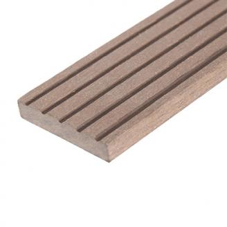 Плінтус для терасної дошки Woodplast Legro гнучкий 47х2200 мм