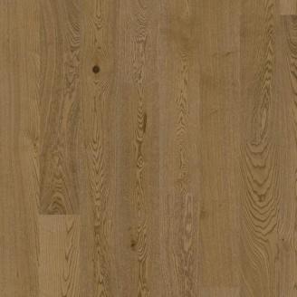 Паркетная доска Karelia Spice OAK FP 188 STONEWASHED EBONY 2266x188x14 мм