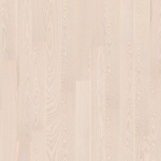 Паркетна дошка BOEN Plank односмугова Ясень Polar 2200х138х14 мм лак матовий