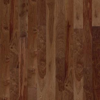 Паркетная доска BOEN Plank однополосная Орех американский Animoso 2200х138х14 мм лак