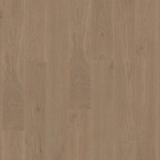 Паркетная доска BOEN Stonewashed Plank Castle однополосная Дуб Сенд брашированная 2200х209х14 мм