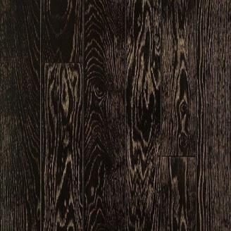 Паркетная доска DeGross Дуб черный с золотом протёртый 1200х120х15 мм