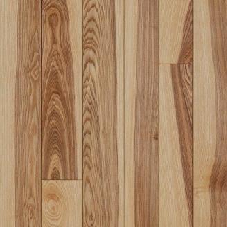 Паркетная доска DeGross Ясень браш натур пестрый 547х100х15 мм