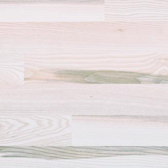 Паркетная доска BEFAG двухполосная Ясень Рустик New York 2200x192x14 мм белый лак