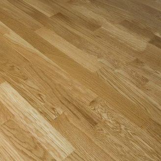 Паркетная доска Barlinek дуб Standart 3-полосный Diana Forest 180х14х2200 мм