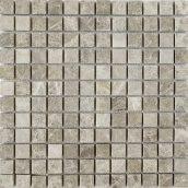 Мраморная мозаика VIVACER SPT124 22х22 мм