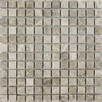 Мраморная мозаика VIVACER SPT124 23х23 мм