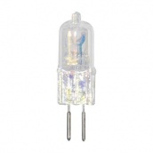 Галогенна лампа Feron JCD 250V 35W G-5.3 super brite yellow (02110)