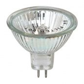 Галогенна лампа Feron MR-16 12V 75W С/C (02254)