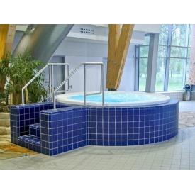 Плитка для бассейнов Interbau Blink Бассейны с водным массажем