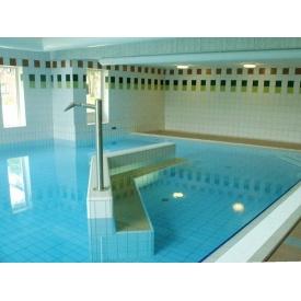Плитка для бассейнов Interbau Blink Комплекс бассейнов для досуга