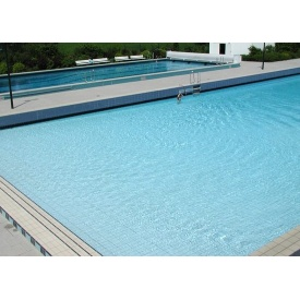 Плитка для бассейнов Interbau Blink Бассейн в гостиничном комплексе