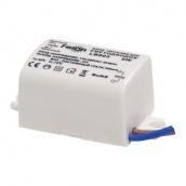 Трансформатор електронний Feron для світлодіодної стрічки LB003 6W 12V (драйвер) (21480)