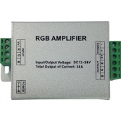 Підсилювач контролера RGB Horoz Electric Amplifier-24A (101-001-0288)