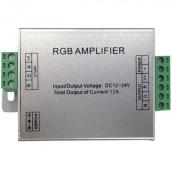 Підсилювач контролера RGB Horoz Electric Amplifier-12A (101-001-0144)