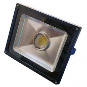 Прожектор світлодіодний LED Flood light 50W монодиод з лінзою 120 градусів