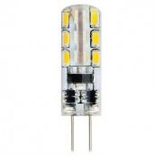 Лампа світлодіодна капсула Horoz Electric Midi 1,5 Вт 110 Лм 6400К G4 (001-012-0002)