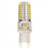 Лампа светодиодная капсула Horoz Electric Mega-5 5 Вт 230 Лм 2700К G9 (001-011-00053)