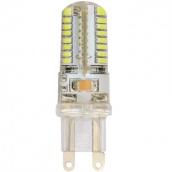 Лампа светодиодная капсула Horoz Electric Mega-3 3 Вт 180 Лм 6400К G9 (001-011-00033)