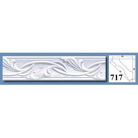 Багет потолочный Optima Decor 717 HQ 53x53 2 м