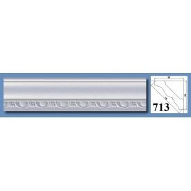 Багет потолочный Optima Decor 713 HQ 53x53 2 м