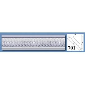 Багет потолочный Optima Decor 701 HQ 53x53 2 м