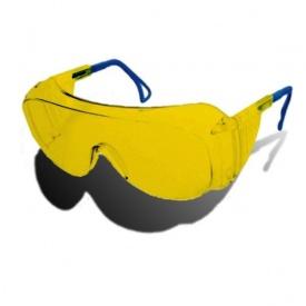 Очки защитные ТК-Спецодежда открытые О45 Визион Контраст